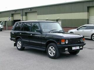 RANGE ROVER CLASSIC 4.2 LSE RHD COLLECTOR QUALITY CHOICE OF CARS