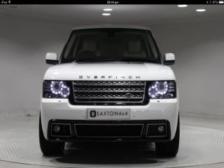 Range Rover Overfinch Autobiography 5.0 Supercharged