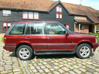 RANGE ROVER P38 2.5 DIESEL LIMITED EDITION, 89,790 MILES IN SUPERB CONDITION