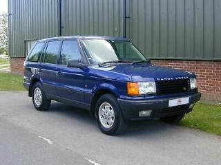 RANGE ROVER P38 4.0 RHD VERY HIGH SPEC! JUST 33k! COLLECTOR QUALITY!