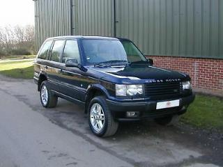 RANGE ROVER P38 4.6 HSE RHD COLLECTOR QUALITY!