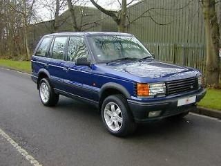 RANGE ROVER P38 4.6 HSE RHD LOW MILES COLLECTOR QUALITY!