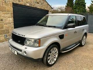 Range Rover Sport 4.2 Supercharged Very Low Miles