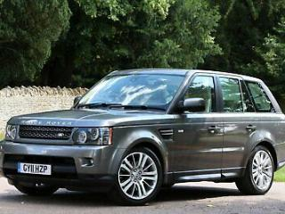 Range Rover Sport, FSH,62k, Immaculate Condition,4 new tyres, New Compressor