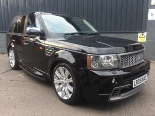 Range Rover Sport HST 4.2V8 Supercharged 1 Owner From New Best Available