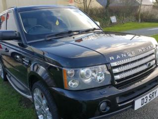 Range Rover Sport Overfinch REDUCED!