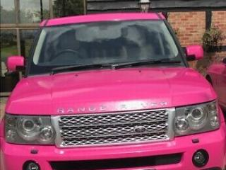 range rover sport supercharged 4.2