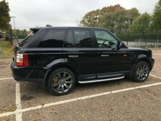 RANGE ROVER SPORT. SUPERCHARGED. JUST REDUCED. POSS.PX