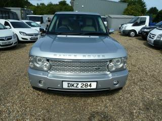 range rover tdv8 hse lovely condition