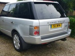 Range Rover Vogue 4.4 V8