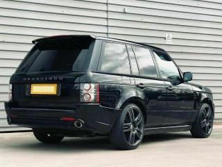 Range Rover Vogue Overfinch 3.6 TDV8 Part Ex SWAP KAHN COSWORTH RS600 HST
