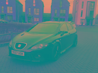 RARE* 2007 INFERI SEAT LEON CUPRA 2.0 TFSI 6 SPEED MANUAL