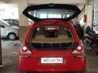 Red 2015 Honda Brio S MT 29,500 kms driven in Lake Town