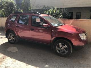 Red 2016 Renault Duster RxL Petrol 42500 kms driven in Malad West