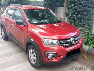 Red 2016 Renault Kwid RXT Opt 12,449 kms driven in Hinjewadi