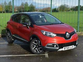 RENAULT 0.9 TCE 90PS SIGNATURE NAV 5DR RED/BLACK ROOF
