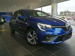RENAULT 1.3 TCE 130PS RS LINE 5DR AUTO IRON BLUE