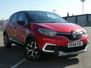 RENAULT 1.5 DCI 90PS GT LINE 5DR RED/BLACK