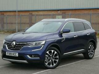 RENAULT 2.0 DCI ICONIC 5DR X TRONIC AUTO ADMIRAL BLUE
