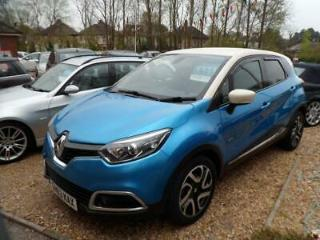 Renault Captur Dynamique S Medianav Energy dCi Ss 5dr DIESEL MANUAL 2013/63