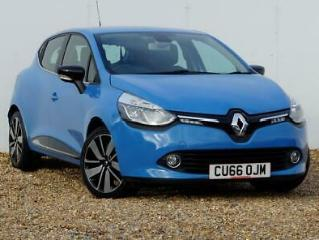 Renault Clio 0.9 TCe 90bhp s/s 2016 Dynamique S SAT NAV BLUETOOTH 1 OWNER