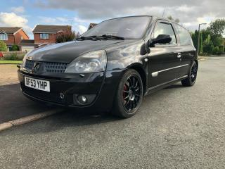 Renault Clio 172 non cup or 182