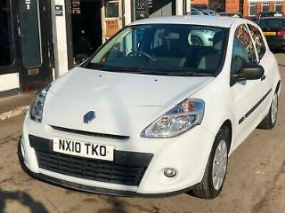 Renault Clio 1.2 16v 75bhp a/c 2009MY Extreme