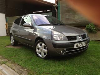 Renault Clio 1.5 dci only £30/year tax