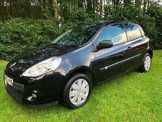 Renault Clio 1.5dCi 86bhp Eco2 98g 2009MY Extreme FREE ROAD TAX