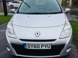 Renault Clio 1.5dCi 86bhp Eco2 98g 2010 Expression