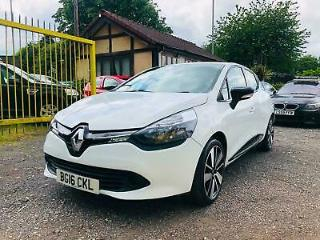 Renault Clio 1.5dCi 90bhp s/s ENERGY 2016 Dynamique S Nav cheap to insurance