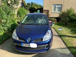 Renault Clio Expression DCI 5 door cheap tax Spares or Repair