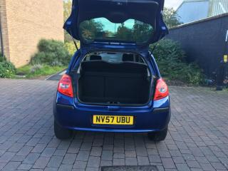 Renault clio in very good condition