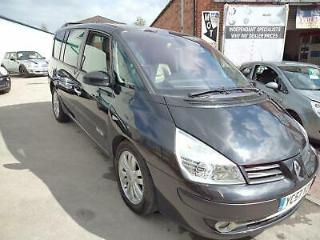 RENAULT GRAND ESPACE 3.0dCi V6 180 AUTOMATIC INITIALE
