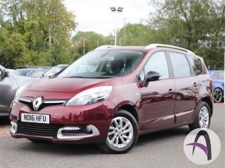 Renault Grand Scenic 1.5 dCi 110 Limited Nav 5dr MPV 2016, 35264 miles, £9199