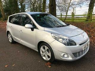 Renault Grand Scenic 1.5 Diesel + 7 Seater Dynamique Tom Tom