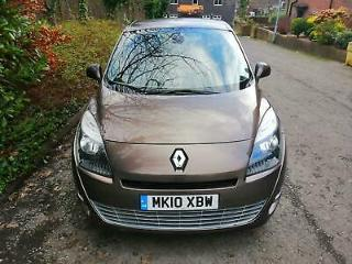 Renault Grand Scenic 1.5dCi 106bhp Dynamique Tom Tom 7seater