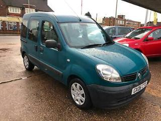 Renault Kangoo 1.5dCi 68 Authentique F/S/H.WHEELCHAIR ACCESS