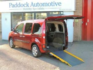 Renault Kangoo 1.6 Expression Automatic Disabled Wheelchair Adapted Vehicle WAV