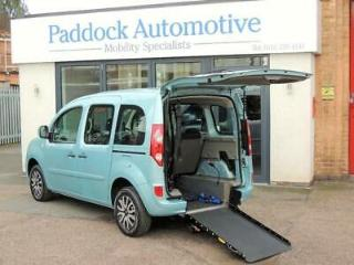 Renault Kangoo 1.6 Extreme Disabled Wheelchair Adapted Vehicle WAV