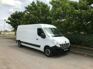 RENAULT MASTER 2.3 dCi LM35 Medium Roof Van 4dr Diesel Manual FWD LWB 20