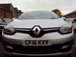 RENAULT MEGANE 1.5 DYNAMIQUE DCI 110 6SP TOM TOM SAT NAV STOP/START