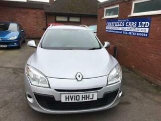 RENAULT MEGANE 1.5 EXPRESSION DCI DIESEL ESTATE 78K MILES,PREVIOUSLY SUPPLIED