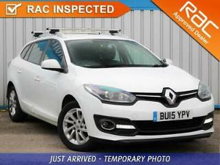 Renault Megane 1.5 Expression Plus Energy Dci S/S 2015 15 • from £20.79 pw