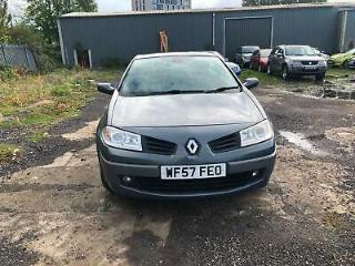 Renault Megane 1.6 convertible with panroof FSH full mot 2keys excellent cond