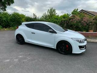Renault Megane 2.0 250bhp 250 with cup chassis Renaultsport