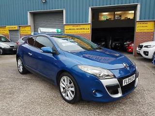 Renault Megane 2.0 Privilege 2dr COUPE AUTOMATIC 2009 09 REG 1 OWNER