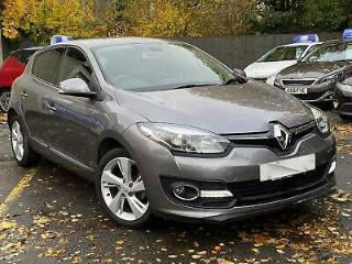 RENAULT MEGANE dCi 110 EDC Auto Dynamique TomTom*F RENAULT SH*1 OWNER FROM NEW