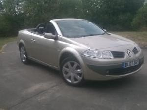 Renault Megane DYNAMIQUE DCI 106 NEW MOT WARRANTY AA COVER LOW MILEAGE