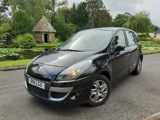 Renault Scenic 1.5dCi 110bhp FAP Expression